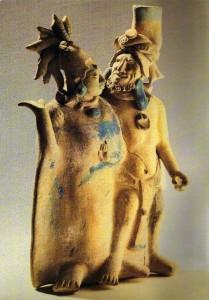 Mayan couple001