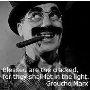 cracks Groucho Marx fb